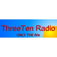 Logo of radio station ThreeTen Radio 80s
