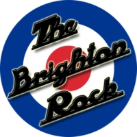 Logo of radio station The Brighton Rock