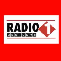 Logo of radio station Radio1 Benidorm