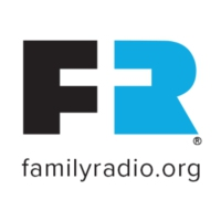 Logo of radio station KARH Family Radio