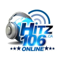Logo of radio station Hitz106.ca