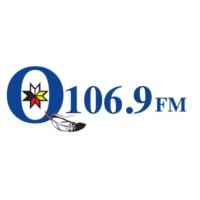 Logo of radio station CHRQ 106.9 FM
