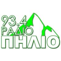 Logo de la radio Rádio Pílio 93.4 - Ράδιο Πήλιο 93.4