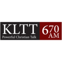 Logo of radio station KLTT 670 AM