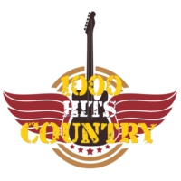 Logo of radio station 1000 HITS Country