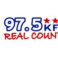 Logo de la radio 97.5 KFTX