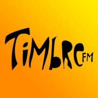 Logo of radio station Timbre FM 106.6 FM