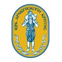 Logo of radio station Ιερά Αρχιεπισκοπή Κρήτης