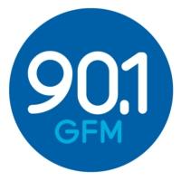 Logo of radio station GFM 90.1