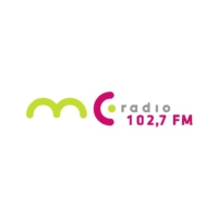 Logo of radio station MC Radio 102,7 FM Poznań