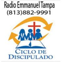 Logo of radio station Emmanuel Spanish Radio