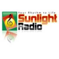 Logo of radio station Sunlight Radio America