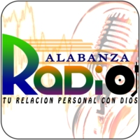 Logo of radio station Radio Alabanzas