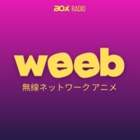 Logo de la radio BOX : Weeb Anime Radio