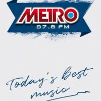 Logo of radio station Metro FM 97.8