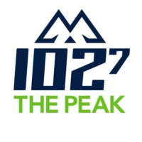 Logo de la radio CKPK-FM 102.7 THE PEAK