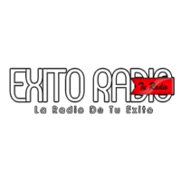 Logo de la radio Exito Radio