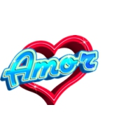 Logo of radio station Amor Bogota