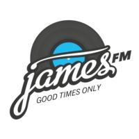 Logo de la radio James FM