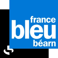 Logo of radio station France Bleu Béarn