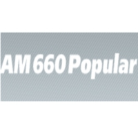 Logo of radio station Radio Popular 660