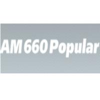 Logo de la radio Radio Popular 660