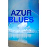 Logo de la radio Azur BLUES