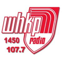 Logo of radio station WHKP 1450 AM