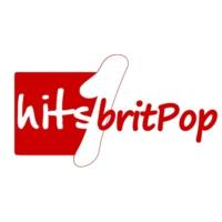 Logo of radio station Hits 1 BritPop