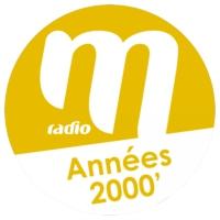 Logo de la radio M Radio Années 2000
