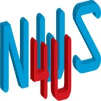 Logo of radio station NWS4U