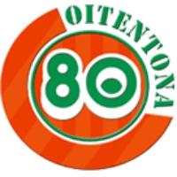 Logo de la radio Cidade Oitentona 80s