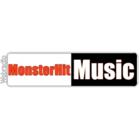Logo of radio station MonsterHit Music