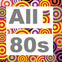 Logo of radio station All 80s Radio