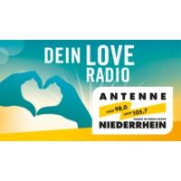 Logo de la radio Antenne Niederrhein - Love Radio