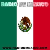 Logo of radio station Radio de Mexico