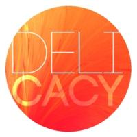 Logo of radio station Delicacy