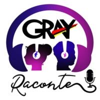 Logo of radio station Gray Raconte