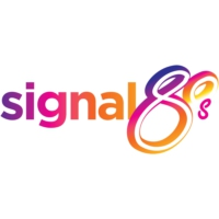 Logo of radio station Signal 80s