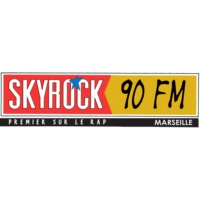 Logo of radio station Skyrock Sud