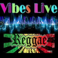 Logo de la radio VIBES-LIVE REGGAE