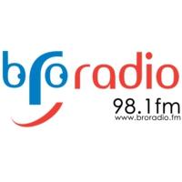 Logo de la radio Bro Radio 98.1fm
