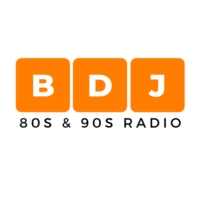 Logo de la radio BDJ Radio - 80s & 90s Sound of your Life