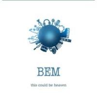 Logo of radio station BEM HEAVEN