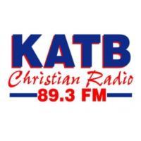 Logo of radio station KATB 89.3 FM