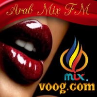 Logo de la radio Arab Mix 256