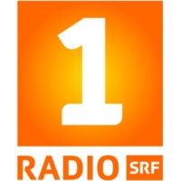 Logo of radio station SRF 1 Bern Freiburg Wallis