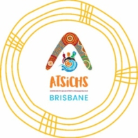 Logo of radio station Brisbane ATSICHS