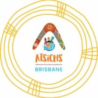 Logo de la radio Brisbane ATSICHS