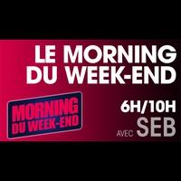 Logo de l'émission Le Morning du Week-End
